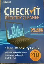 Smith Micro CheckIt Registry Cleaner