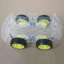 4WD Smart Robot Car Chassis Kits with Magneto Speed Encoder for Arduino 51