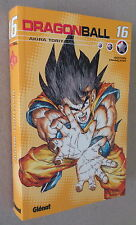 TORIYAMA   ***  DRAGON BALL DOUBLE 16  (VOLUMES 31 & 32)  ***  GLÉNAT