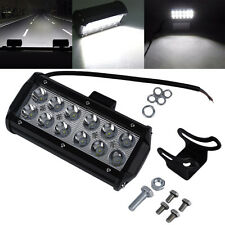 7 inch 36W LED Work Light Bar Flood Off Road Boat ATV SUV Fog Driving BE