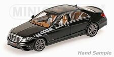 Minichamps 2015 Mercedes Benz Brabus 850 S63 S-Class Black 1:43 New Item!