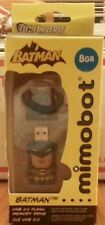 8GB BATMAN DC Comics Mimobot Flash Drive USB NEW
