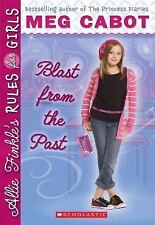 Blast from the Past (Allie Finkle's Rules for Girls #6) Cabot, Meg Paperback