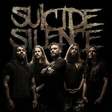 SUICIDE SILENCE - S/T self titled selftitled CD