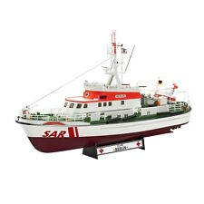 1:32 Revell Search And Rescue Vessel Berlin - 1:72 & Boat Scale Model Kit Set