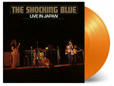 SHOCKING BLUE, LIVE IN JAPAN, 1971 TOKYO, LTD NUMB ED LP VINYL COLOR (SEALED)
