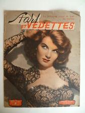 Magazine STARS et VEDETTES n° 14 - 1949/1950 - Cv. Corinne CALVET