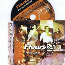 FLEURS DU MAL -Toast 1997 arnhem session CD punk hard rock pop funky prog psych