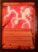 Boule Fulgurante Altérée - Altered Lightning Ball - Magic mtg