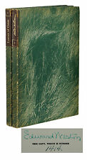 Leaves of Grass ~ WALT WHITMAN ~ Limited Editions Club ~ SIGNED by Edward Weston