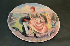 LIMOGES/Andre Quellier - CENDRILLON (Cinderella) Lt Ed Plate