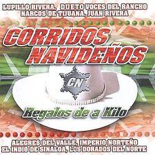 Various Artists Corridos Navidenos: Regalos De a Kilo CD