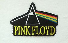 Pink Floyd Rock Band Embroidered Iron/Sew On Patch