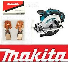 Makita CB441 Carbon Brushes 194435-6 JR140D JR180D LS711D LS800D LSXL01Z M2
