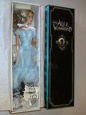 """Tonner Alice In Wonderland 16"""" Alice Kingsley Kingsleigh Doll New NRFB"""