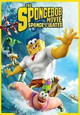 THE SPONGEBOB SQUAREPANTS MOVIE: SPONGE OUT OF WATER (DVD, 2015) - BRAND NEW!
