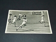 LOS ANGELES 1932 J.O. OLYMPIC GAMES OLYMPIA 110 M HAIES ERWIN WEGNER ALLEMAGNE