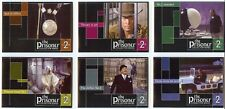 The Prisoner Series 2 Limited Edition 2003 Preview Card Set ~ New