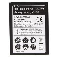 New Battery Replacement 3500mAh for Samsung Galaxy Note 2 II N7100 I317 T889