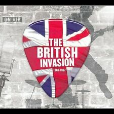 British Invasion: 1963-1967 [Box] by Various Artists 3 CDs NEW & SEALED!