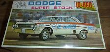 JOHAN 1964 DODGE CORONET RECHARGED SUPER STOCK 1/25 MODEL CAR MOUNTAIN FS