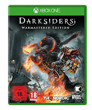 XBOX One DARKSIDERS warmastered EDITION XBOX ONE NUOVO