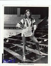 Raquel Welch sexy leggy barefoot VINTAGE Photo Kansas City Bomber