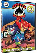 Street Sharks Complete 40 Episodes Series Collection DVD Set TV Show Cartoon R1