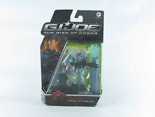GI Joe Zartan Rise Of Cobra Action Figure MOSC Sealed New Master Of Disguise