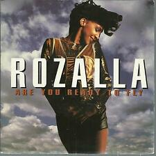 ROZALLA (SP 45T)   ARE YOU READY TO FLY  45 TOURS