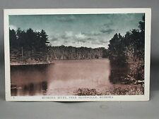 Postcard Muskoka River Near Huntsville Ontario By The Forester Press