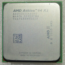 Amd Athlon 64 X2 5000 + 5000 + 2.6 ghz Dual-core (ada5000iaa5cu) Am2 Cpu Solo