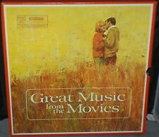 Great Music From The Movies 4 Record Set Readers Digest Issue Great Classics