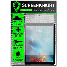 ScreenKnight Apple iPad Pro 12.9 FRONT SCREEN PROTECTOR invisible Shield