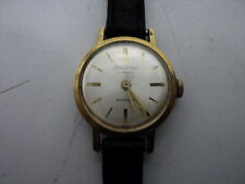 Ladies Paul Jobin wristwatch, incabloc 17 jewel Hand Winding need a service