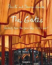 Christo & Jeanne-Claude: The Gates-ExLibrary