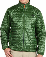 The North Face Blaze Redpoint Micro Full-Zip Jacket Mens Conifer Green M New$180