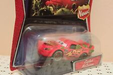 CACTUS MCQUEEN Disney Pixar Cars 1:55 Die Cast Vehicle Collector Wal-Mart NEW