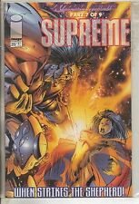 Image Comics Supreme #35 January 1996 Extreme Destroyer VF+