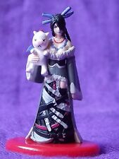 "FINAL FANTASY X LULU / 2"" 5cm PVC FIGURE Coca Cola Japan GIFT / UK Despatch"