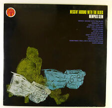 "12"" LP - Memphis Slim - Messin' Around With The Blues - B2749 - RAR"