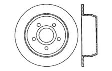Disc Brake Rotor-High Performance Drilled Centric fits 99-04 Jeep Grand Cherokee