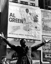 """Al Green 10"""" x 8"""" Photograph no 3"""
