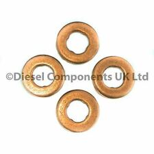PEUGEOT 306 2.0 HDI DIESEL INJECTORS SEALS / WASHERS (PACK OF 4) COMMON RAIL