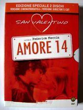 Dvd Amore 14 - Edizione Speciale slipcase 2 dischi di Federico Moccia Usato