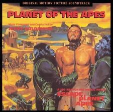 Planet of the Apes CD [Original Soundtrack] by Jerry Goldsmith (CD, Aug-1997,...