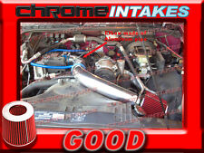 """BLUE RED 1994-97 CHEVY S10 XTREME/HOMBRE/SONOMA 2.2 2.2L COLD AIR INTAKE KIT 3"""""""