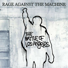 CD Rage Against The Machine ‎– The Battle Of Los Angeles Epic ‎– 2-491993 1999