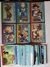 Carte Dragon Ball Z DBZ PP Card Part 19 #Full Set(Soft) AMADA 1992 MADE IN JAPAN