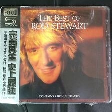 The Best Of Rod Stewart SHM XRCD CD Limited No.  100 Japan